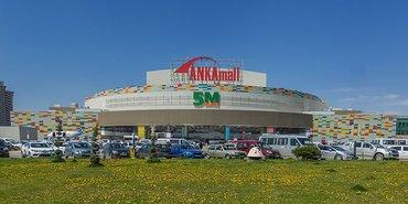 ANKAmall 35 milyon dolarlık yatırımla yenilendi