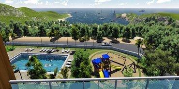 Iasos Beach Club Bodrum daire fiyatları!