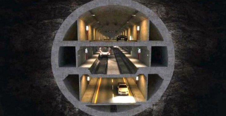 Üç Katlı Büyük İstanbul Tüneli'nde son durumu Bakan Turhan açıkladı