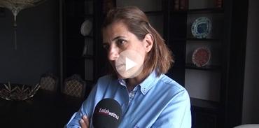 Çamlıca'da Mesa projesinin kadın kahramanı
