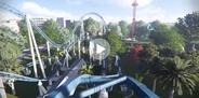 """Viaport Marina'da """"roller coaster"""" heyecanı"""