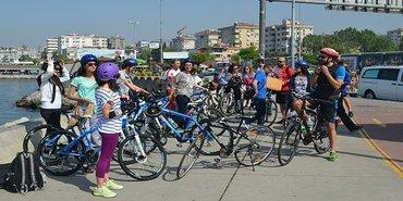 Soyak çevre dostu bisiklet turu!
