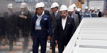 Vefa Holding hangi Afrika ülkesini inşa edecek?