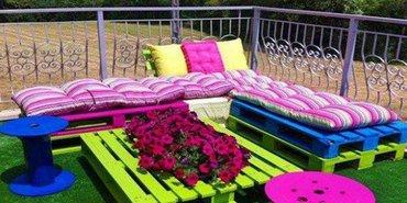 En güzel bahçe dekorasyonu önerileri