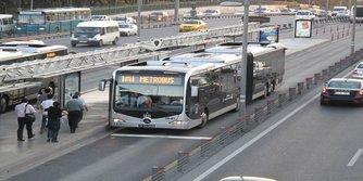 Anadolu Yakası metrobüs durakları