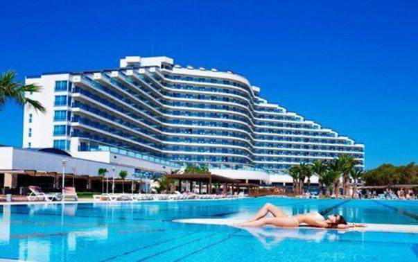 5 yıldızlı otel inşaat maliyeti!