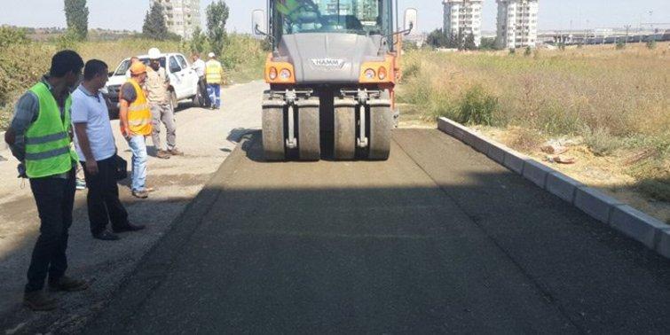 Türkiye'de asfalt yoldan, beton yola dönüşüm