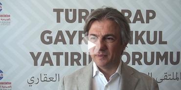 Beyoğlu Belediyesi Türk Arap Gayrimenkul Yatırım Forumu'na ev sahipliği yaptı