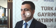 Tarlabaşı 360 Arap yatırımcıya tanıtıldı