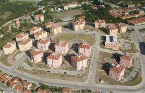 Ankara Mamak Toki Evleri