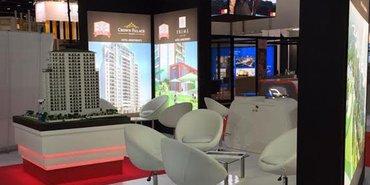 Crown Palace Dubai Cityscape Fuarı'nda!