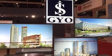 İş GYO Cityscape 2015 Dubai Fuarı'nda