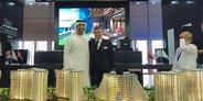 Kuzu Grup Dubai'de Fayez Al Saeed ziyareti!