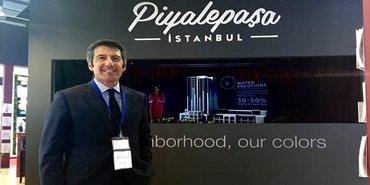 Piyalepaşa İstanbul dairelerine 3 boyutlu gezinti