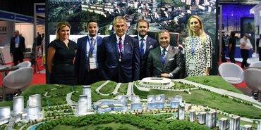 Vadistanbul Bulvar Cityscape Global 2015'te