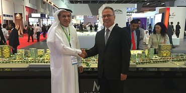 Aşçıoğlu Grubu Dubai'de Deyaar ile ortak oldu