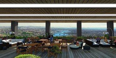 Haliç Panorama satılık