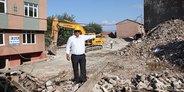 Şua İnşaat Fikirtepe projesi yıkıma başladı