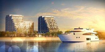 1 Coastal City Projesi son durum!