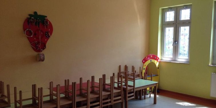 """Filli Boya'dan okullara """"renksel dönüşüm"""""""