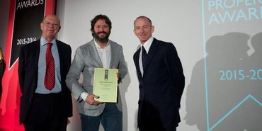 AKPLAZA'ya uluslararası ödül