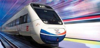 Samsunlulara müjde! Samsun Ankara hızlı tren projesi onaylandı!