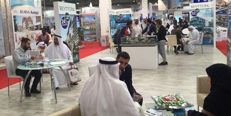 Beyttürk İnşaat Arap yatırımcıyla buluştu