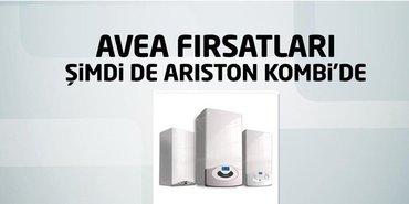 Ariston Kombi'den özel kampanya