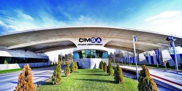 Çimsa'dan Eskişehir'e dev yatırım hazırlığı
