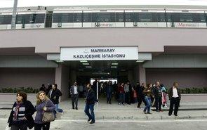 Marmaray Kazlıçeşme durağı nerede?