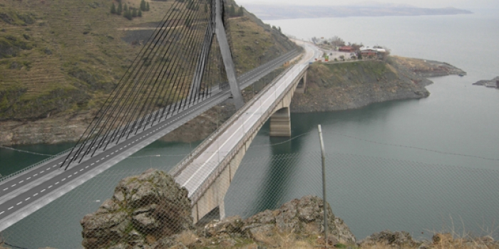 Kömürhan köprüsü son durum