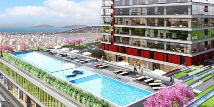Ritim İstanbul Maltepe satılık!