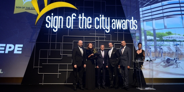Sign of the City Awards'dan Tahincioğlu'na 2 ödül