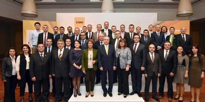 Türk Ytong'dan teknoloji altyapı yatırımı