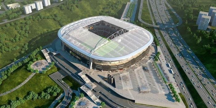 Aslantepe Stadına Komşu Projeler!
