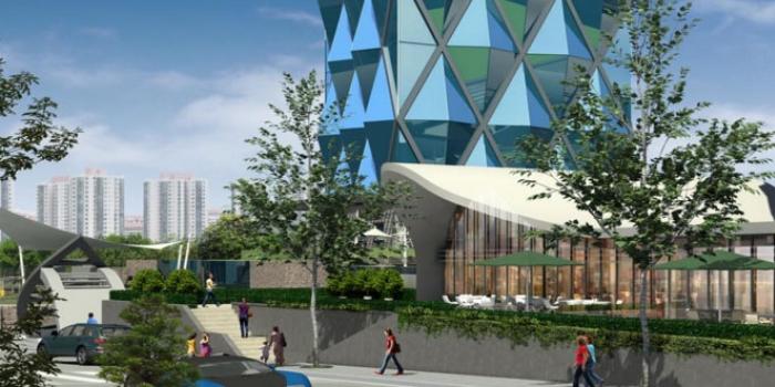 Fikirtepe Velvet Towers projesi!