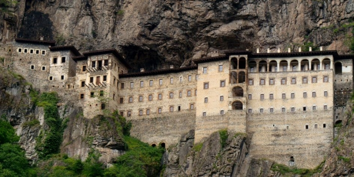 Sümela Manastırı'na teleferik mi geliyor?