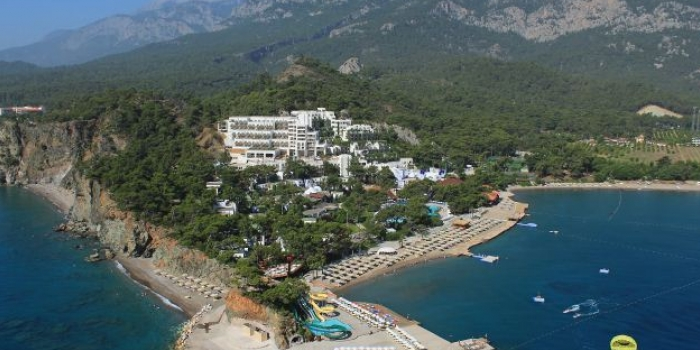 Antalya Club Phaselis Tatil Köyü icradan satılacak