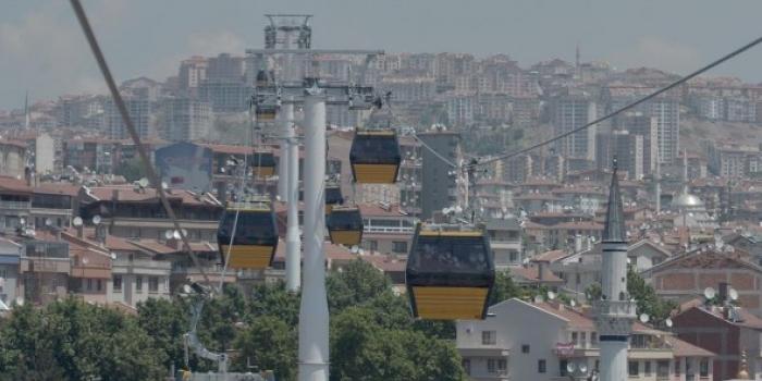 Yozgat teleferik projesinde son durum