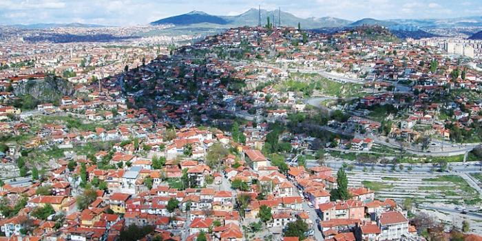 2016 Teslim Konut Projeleri Ankara!