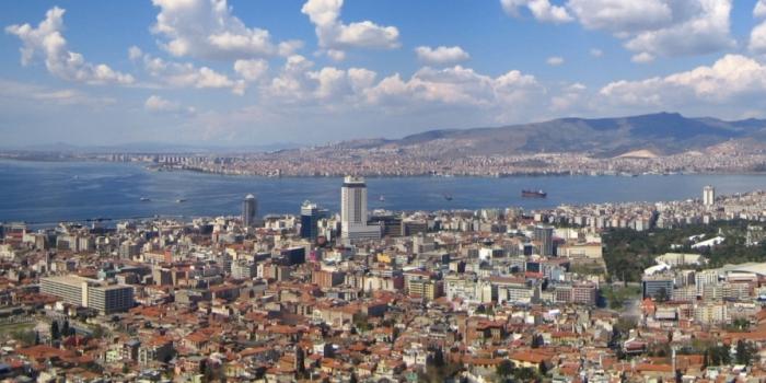 İzmir konut projeleri 2016 teslim