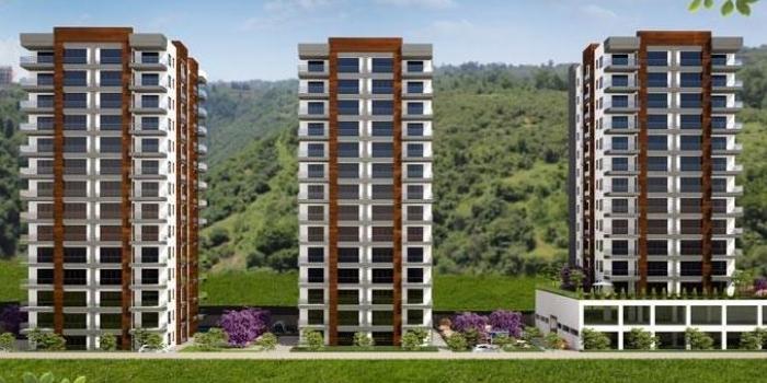 Trabzon Towers Kaşüstü 240 Bin TL'den Başlayan Fiyatlarla!