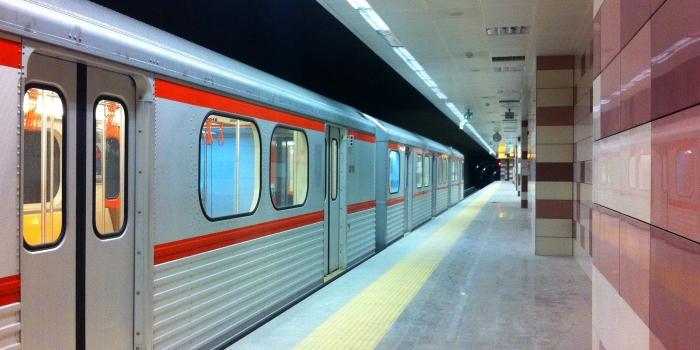 Sincan temelli metro projesi