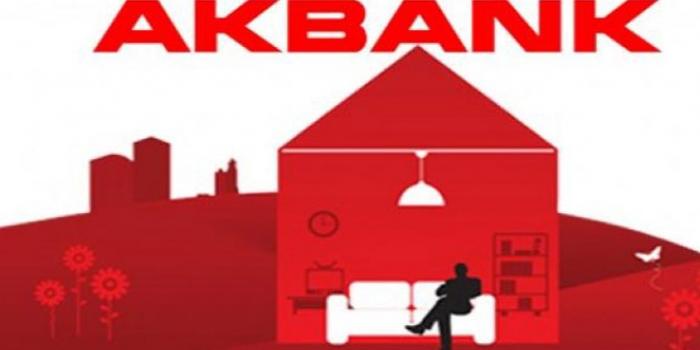 Konut Kredisi Akbank 807 TL taksit imkanı!