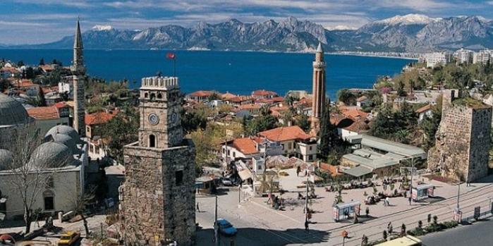 Reidin-GYODER Raporu'nun şampiyonu: Antalya
