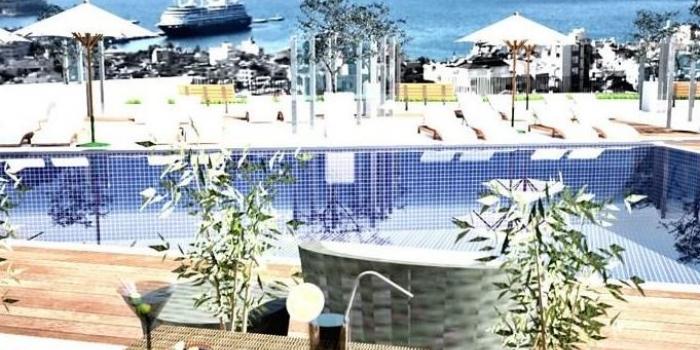 Terrace Ada Kuşadası!