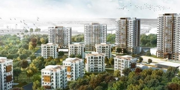 Vadişehir Başakşehir Projesi Fiyatları 496 Bin TL'den!