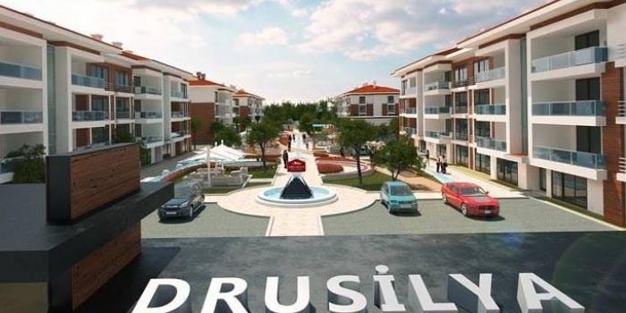 Drusilya evleri satılık