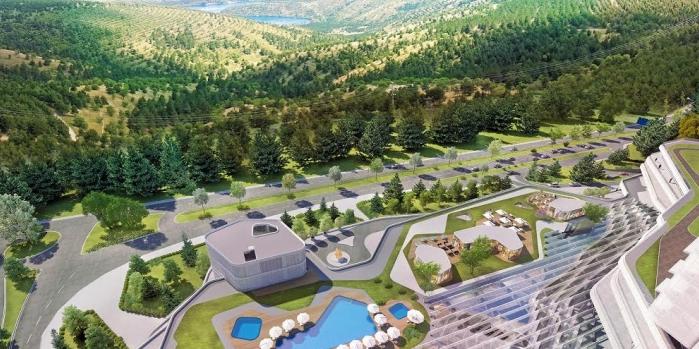 Kuzu Grup'tan Ankara'ya iki proje