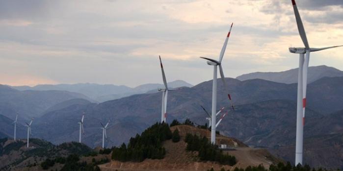 Bodrum rüzgar elektrik santralleri